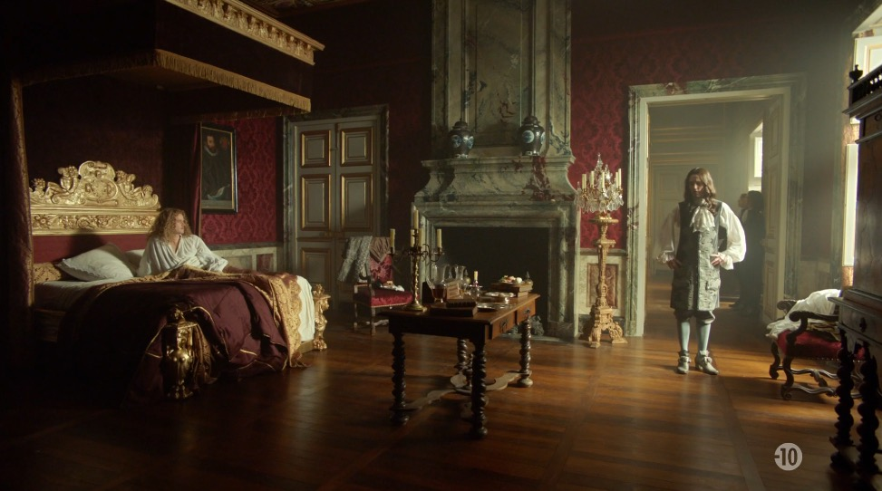 Versailles Series 2 Episode 3 The One With The Marriage Bed