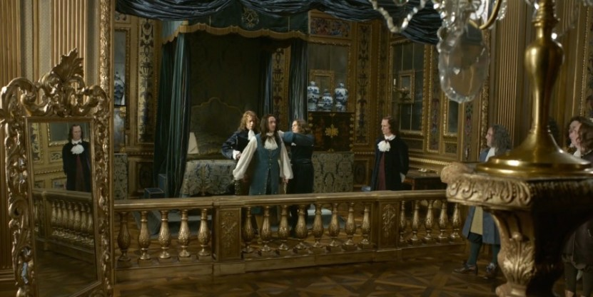 Versailles season 2, episode 10 - deaths, downfalls and departures