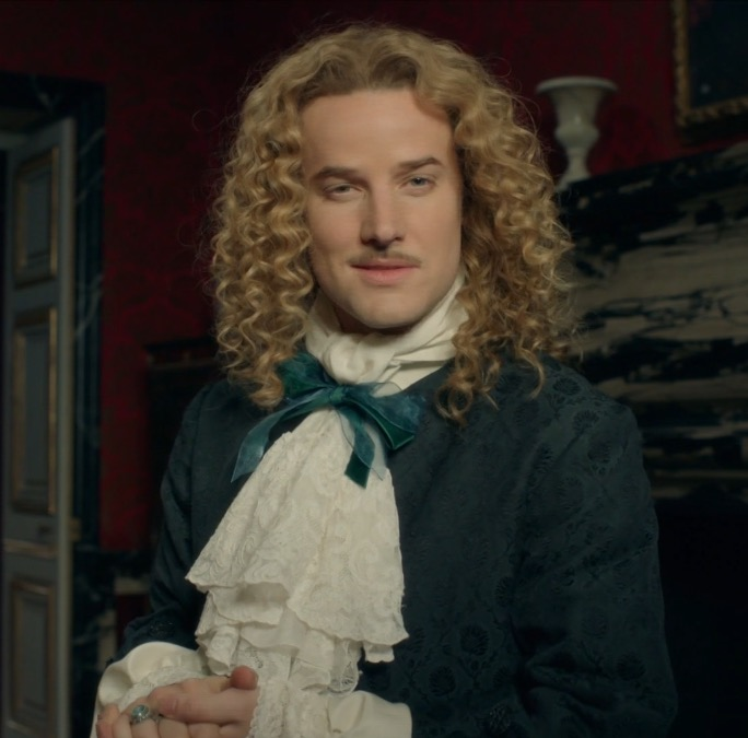 The one with Versailles' Season 2 sexy bits