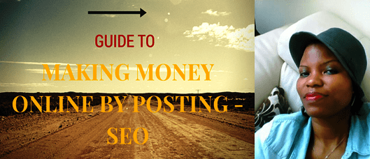 You Can Make Money Online By Posting, Learn How here!