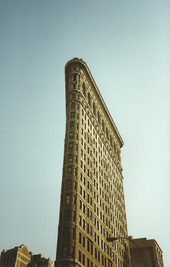 Flatiron Building, New York City, Jules Brown