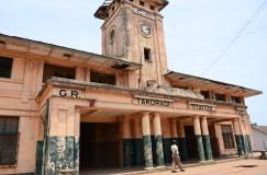 Takoradi train station
