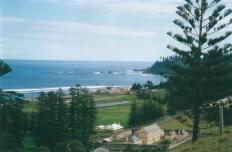 Norfolk Island panorama