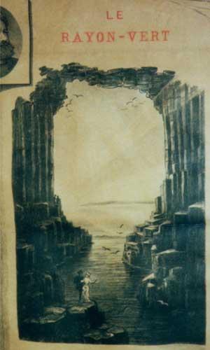 Le Rayon Vert Jules Verne : rayon, jules, verne, Jules, Verne:, Book:, Green, Rayon, ANash