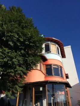 Pablo Neruda named his house 'La Sebastiana' in honor of its Spanish initial owner, Sebastian Collado