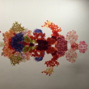 Reflectwo, a 2008 piece from Japonese artist Haruka Kojin, currently hosted by MAM (Museum of Modern Art)