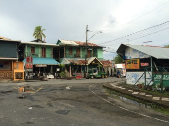 Bocas Town is nothing to write home about, but the rest of Colon island is beautiful