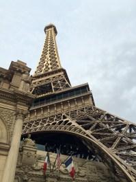 Las Vegas has its own Eiffel Tower