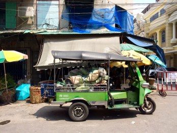 Bangkok was the first time we set foot in Southeast Asia