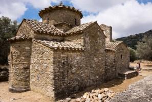 Ayios Georgios Diasoritis Byzantine church, Naxos (16mm, 1/400s, f9, ISO 200)