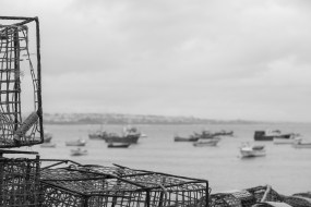 Strolling through the fishing docks (Cascais, Portugal)