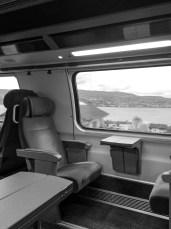Swiss trains really do run on the dot