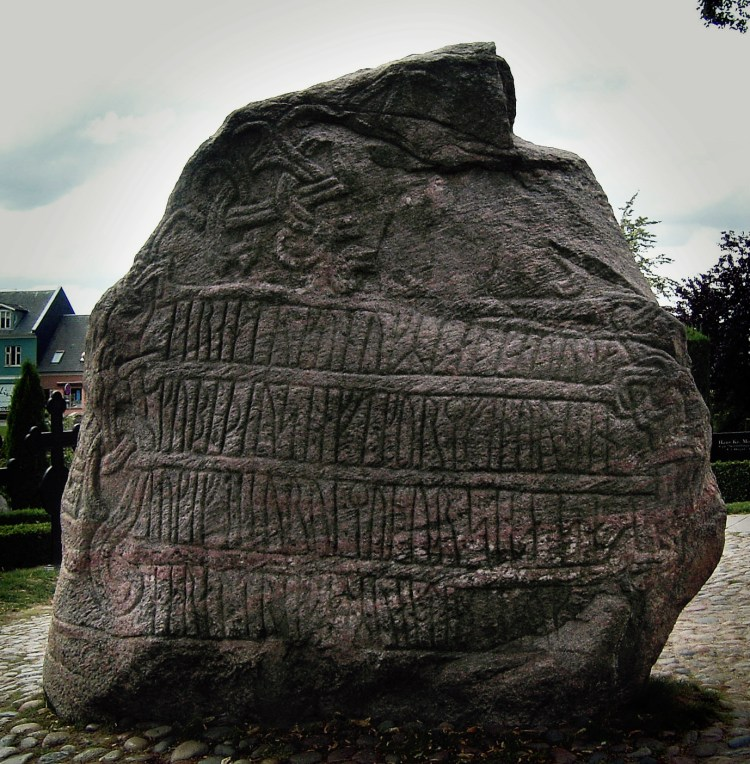 Viking, Old Norse, Viking Language, JWP, Jules William Press, Vikings, Archaeology, History, Norse, Medieval, Runes, Rune, runestone, jelling, MAP, Mosfell, Mosfell Archaeological project