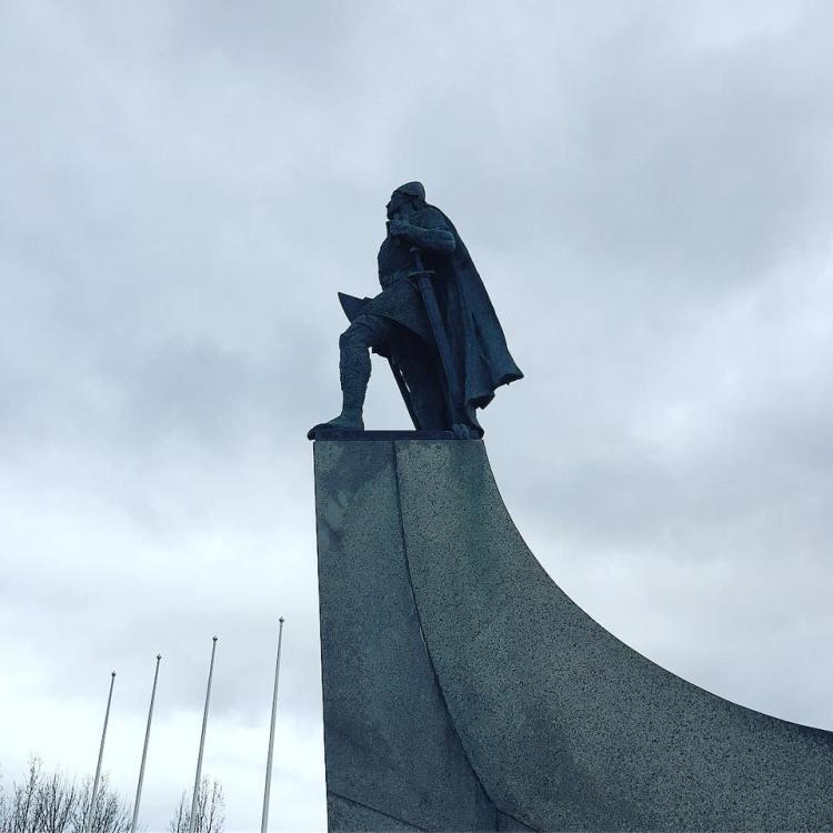 Viking, Old Norse, Viking Language, JWP, Jules William Press, Vikings, Archaeology, History, Norse, Medieval, Leif Eriksson, Iceland, Hallgrimskirkja