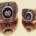 Two class rings