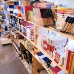 Journals in bookstore