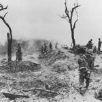 Devestation of WW II