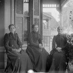 3 sisters circa 1890