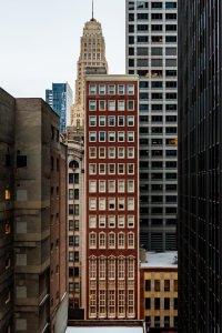 Chicago apartment buildings