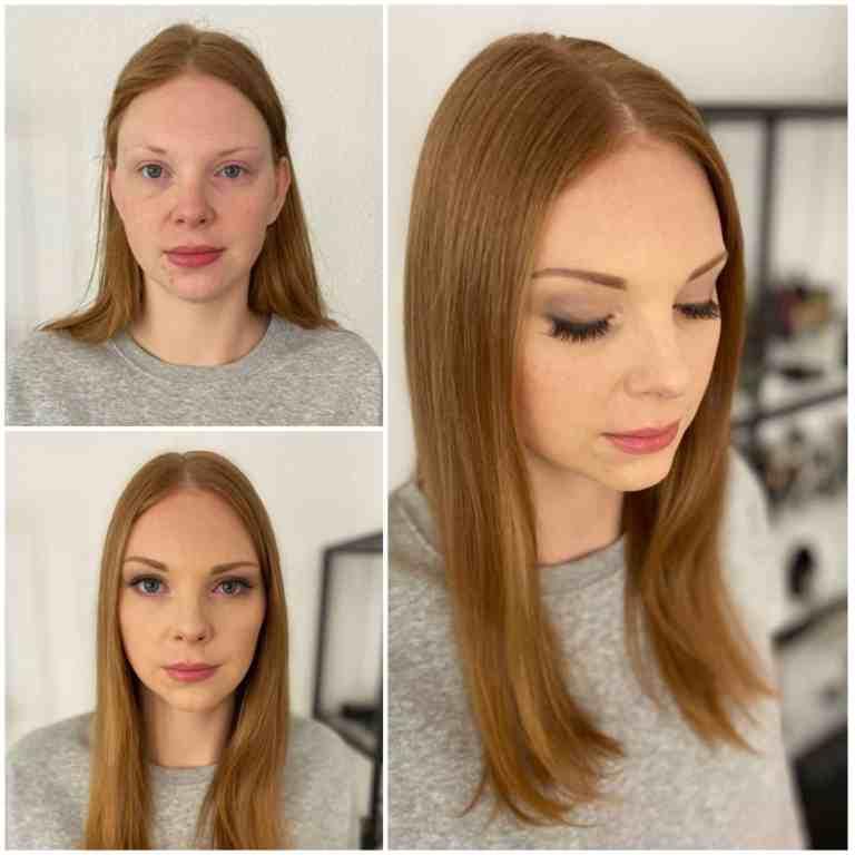 Make-Up Workshop by Julia Anklam