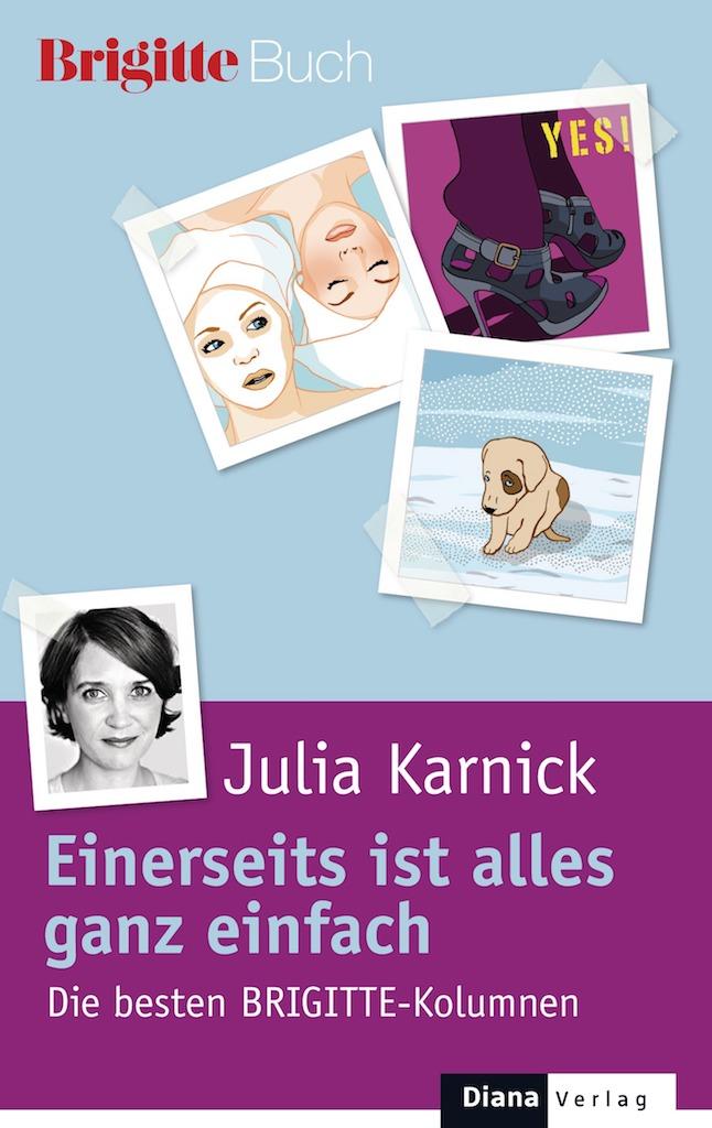 Buch-Cover: Einerseits ist alles ganz einfach, Julia Karnick