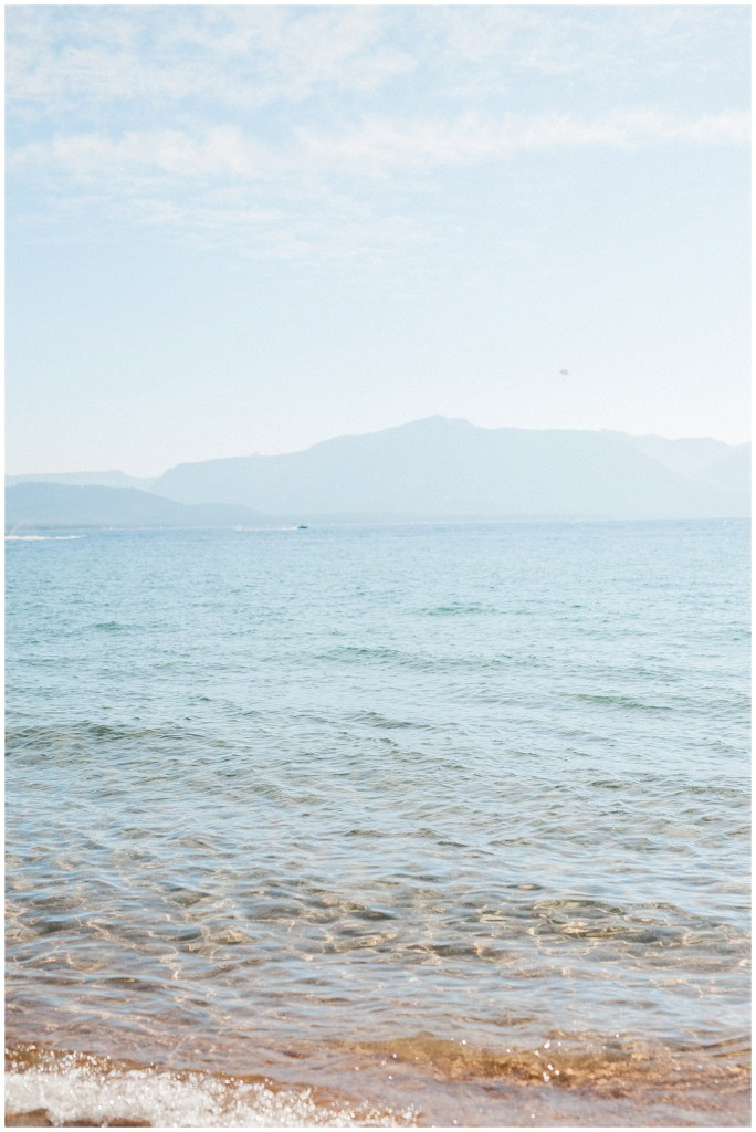 Lake Tahoe Family Session