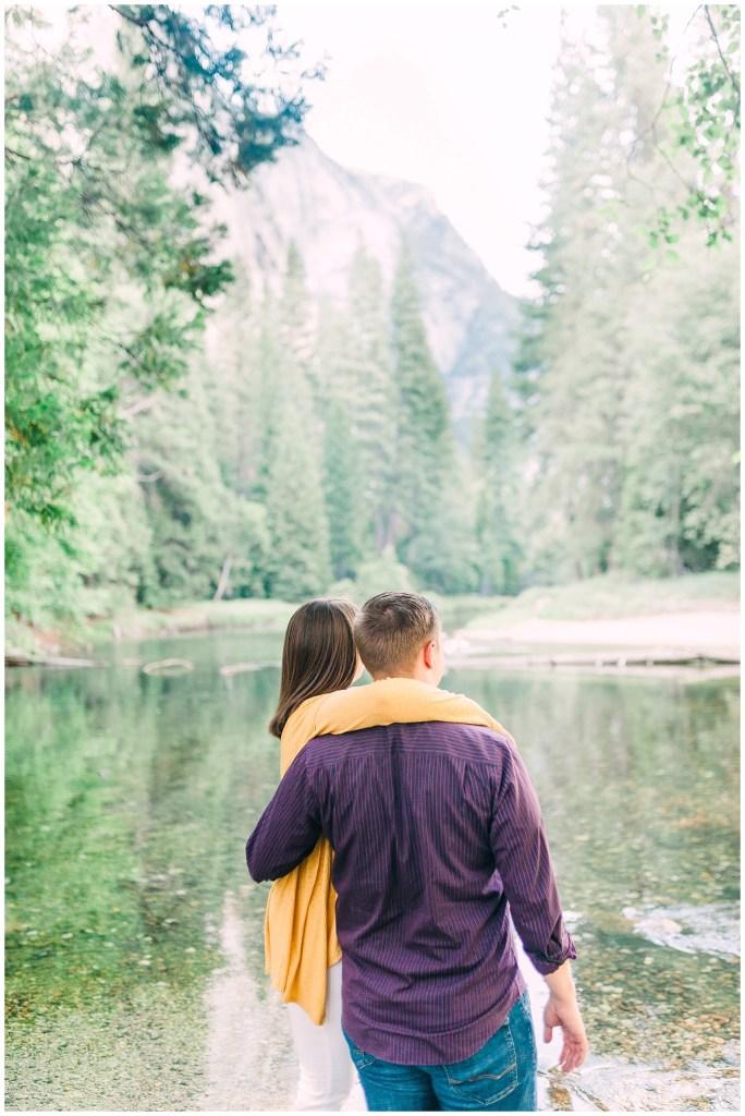 Yosemite Engagement Session