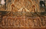 Intricate Stone Carvings