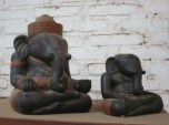 Elephant Woodcarvings from Artisans D'Angkor