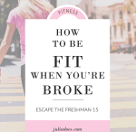 How to Be Fit When You're Broke