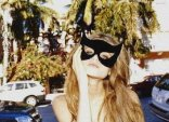 cat mask abby lee