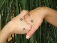 southern cross tattoo