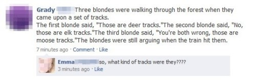 what kind of tracks