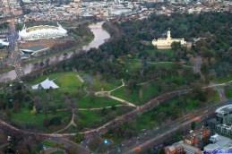 South Bank Melbourne Australia August 2012 - 13