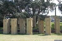 NZ Sculpture OnShore Nov 2012 (44) '14' by Bernie Harfleet