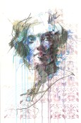 CARNE GRIFFITHS disconnected