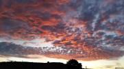 Sunset at Kapo Wairua (Spirits Bay)