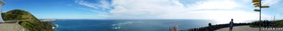 The meeting point... Cape Reinga