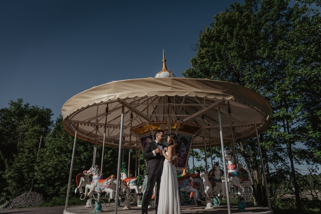 Wedding Chalet des Erables