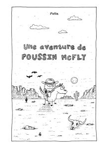 Une aventure de Poussin McFly