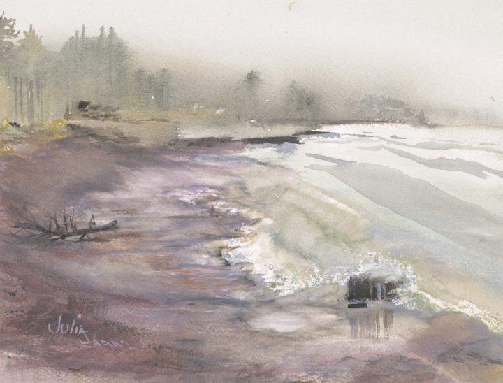 East Bay Grand Marais by Julia Jaakola