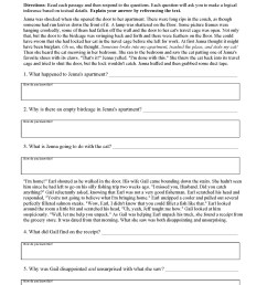 Drawing Conclusions Worksheets Grade 2   Printable Worksheets and  Activities for Teachers [ 2200 x 1700 Pixel ]