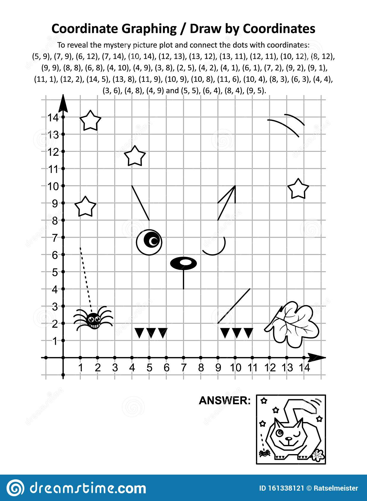 Graphing Practice Worksheet Answers