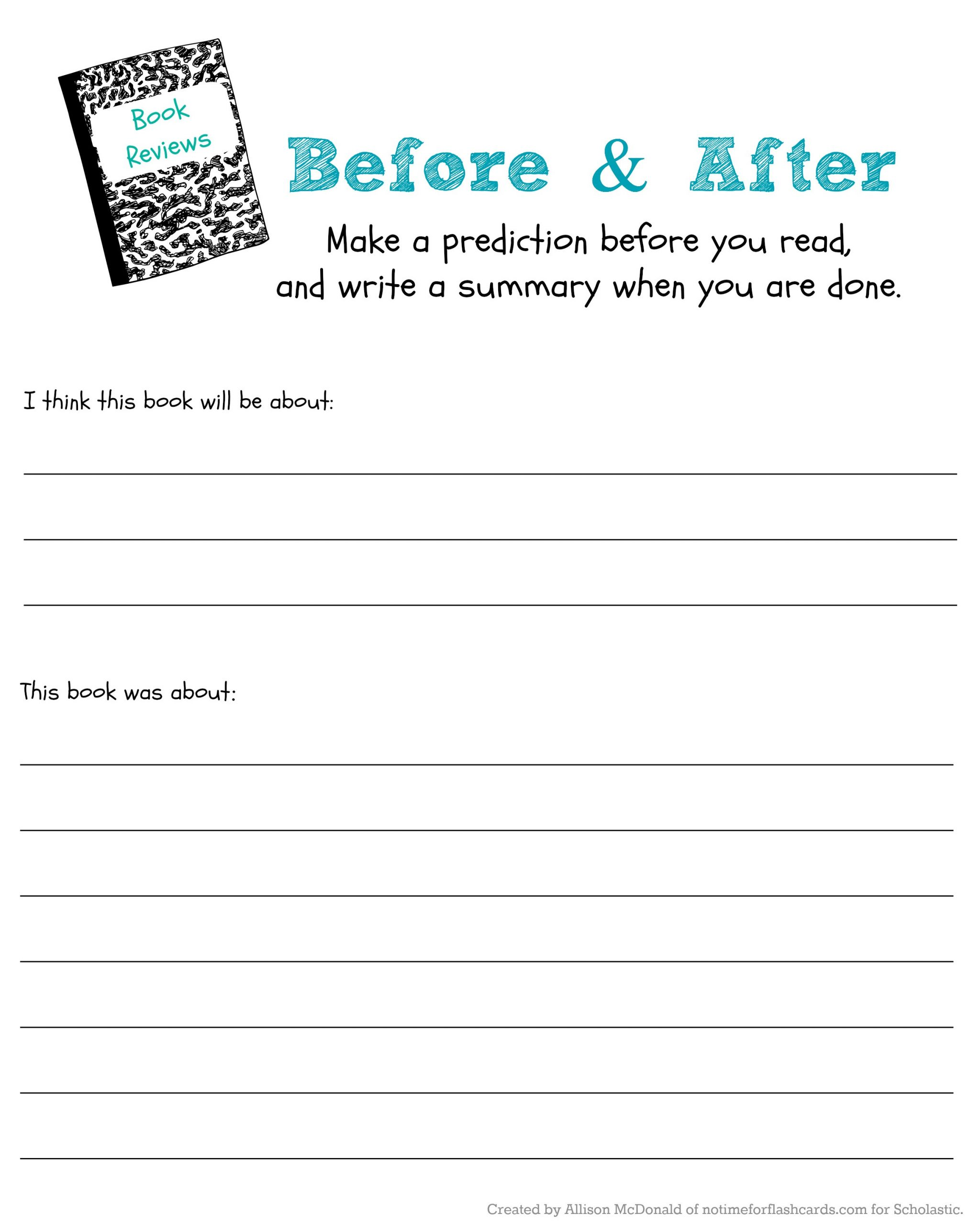 Making Predictions Worksheet 2nd Grade