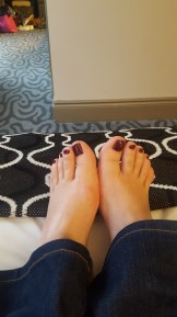 New toes!