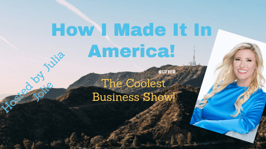 how I made it in america
