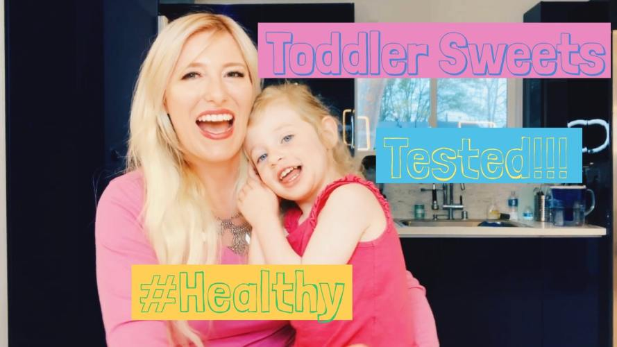 Healthy Toddler Sweets