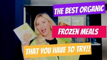 Organic Frozen Meals