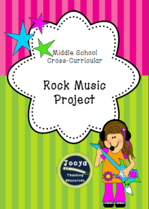 Rock Music Project