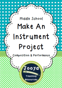 Make an Instrument Project